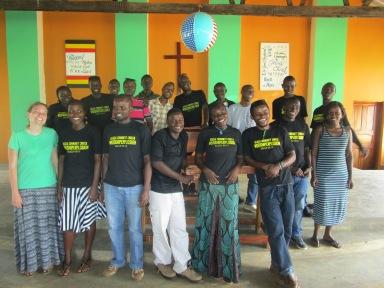 Youth Mission trip to Buleega 2016