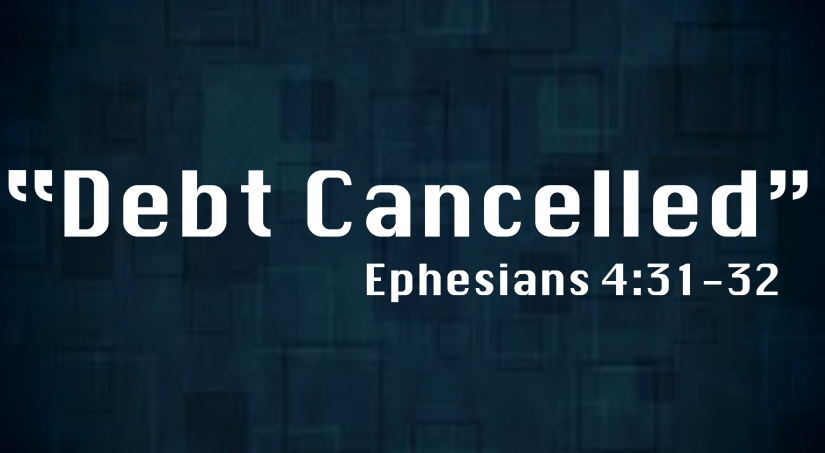 Debt Cancelled